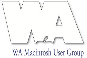 WAMUG Logo for labels